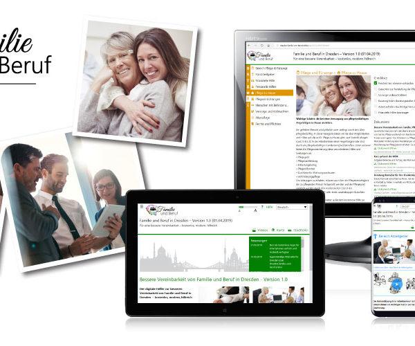 Punktlandung der Familie-und-Beruf-Lösung für Dresden zum Ende der ESF-Förderung